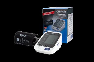 Bovenarmbloeddrukmeter Omron M6 Comfort Intellisense