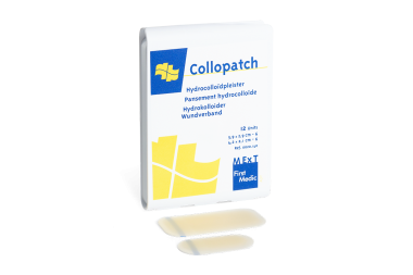 Collopatch, Hydrocolloïdpleister