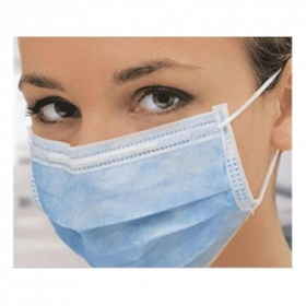 Non-woven mondmasker 3-laags (doos 50st)