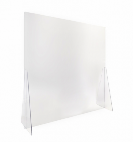 Plexiglas Preventiescherm 60x60cm